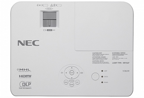 NEC V302W PROJECTOR